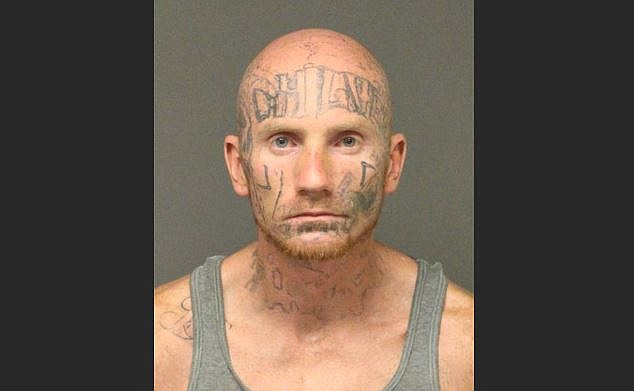 Justin Dwayne Sims (Mohave County Adult Detention Facility photo)
