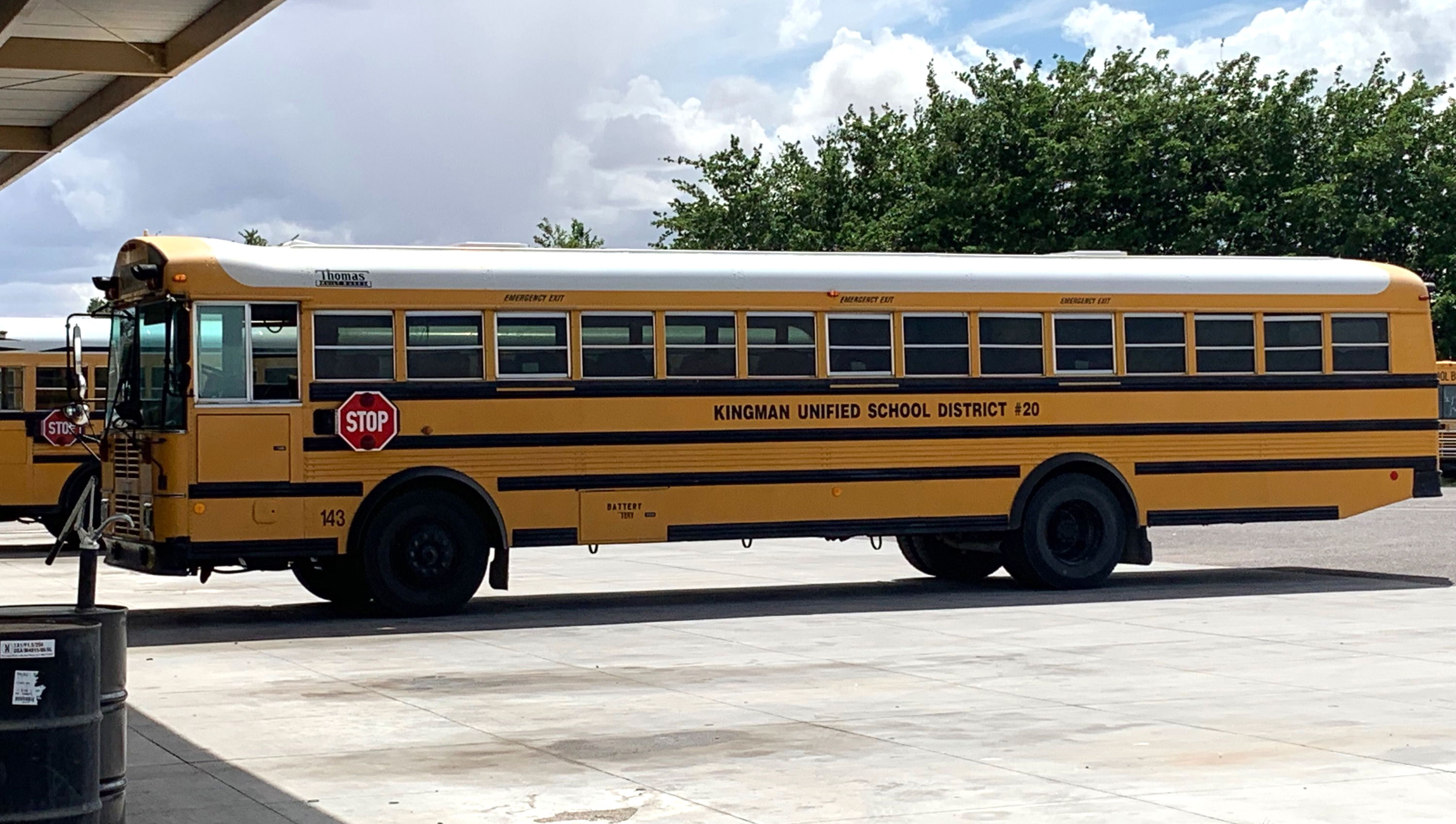 KUSD approves to cut buses in exchange for new buses
