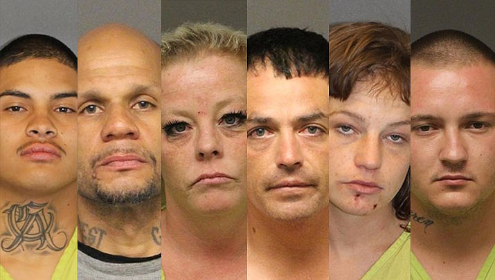 Mohave County Most Wanted   May 15, 2019   Kingman Daily