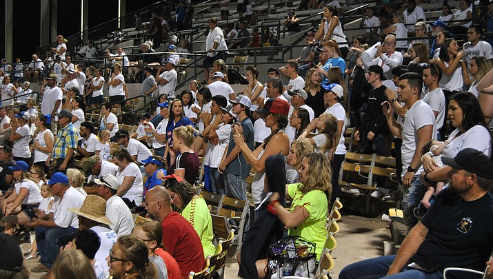 Commentary: Verde Valley fans travel well to state tournaments
