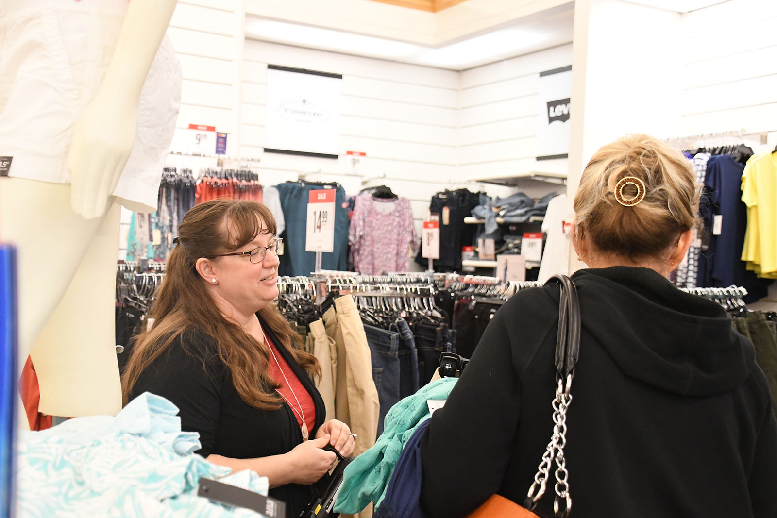 JCPenney Founder's Award comes to Kingman