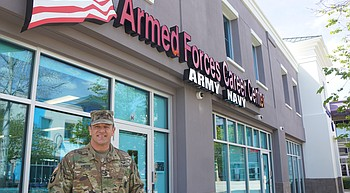 Need2Know: Military recruiting office; LazyG Brewhouse; Harmony Integrative Medicine moving photo