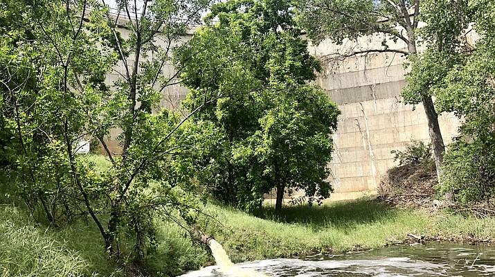 Willow Lake withdrawals recharging aquifer