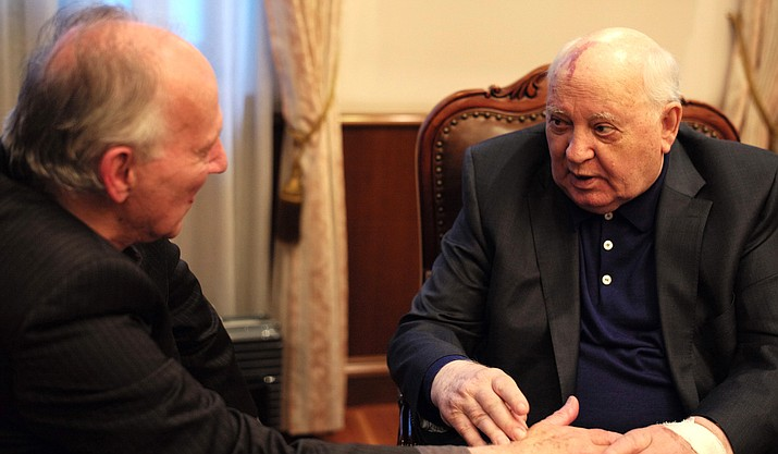 "Werner Herzog and André Singer's riveting documentary ""Meeting Gorbachev"" — filled with unforgettable archive materials and based on three long interviews — provides incredible access to, arguably, the world's greatest living politician."