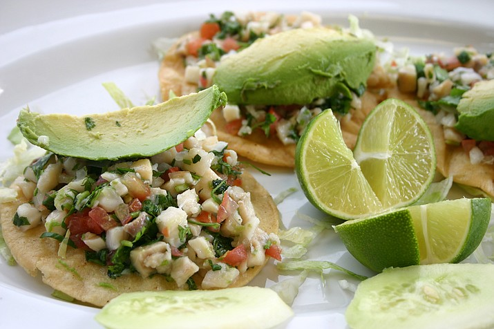 Free Cooking Seminar – 'Mexican Ceviche w/Shrimp'