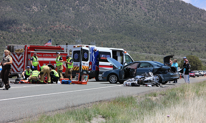 UPDATE: PV man dead from May 17 crash on Highway 89A | The Daily