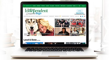 Free digital news account for Independent and Bugle print subscribers photo