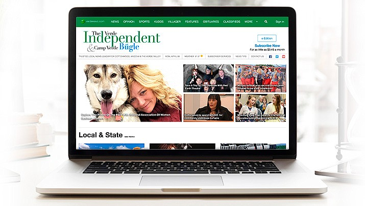 If you are a current home delivery subscriber receiving the Independent or Bugle you can activate your free, unlimited digital access account at VerdeFree.com.