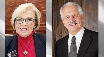 Orr, Sischka file for second terms on Prescott City Council photo