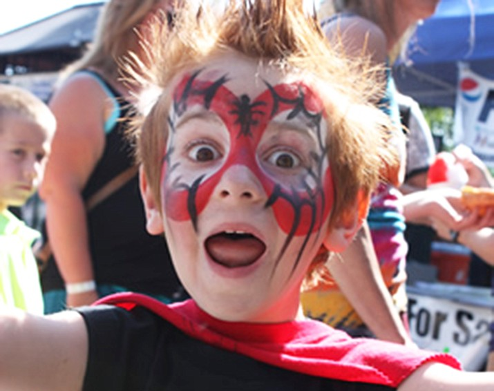 Children and adults can participate in a costume contest to compete for the wackiest costume at the Flagstaff Hullabaloo June 1. (Photo courtesy of Flagstaff Hullabaloo)