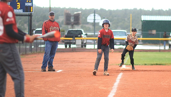 Wet weather puts hitch in Williams Little League schedule