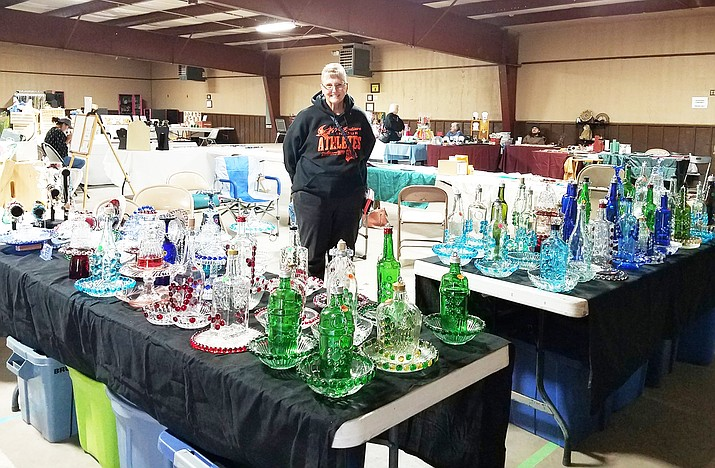 The annual Kiwanis Gateway to the Grand Canyon Arts & Craft Festival is the largest fundraising event of the year for the club. (Photo courtesy of Kerry Lynn Moede)