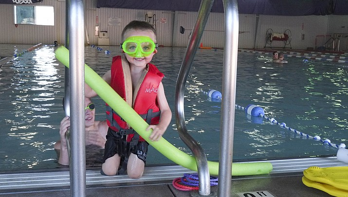 Williams Aquatic Center opens May 25