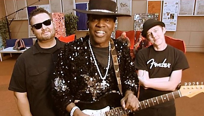 The Carvin Jones Band will be performing at the Elks Theater. (Courtesy)
