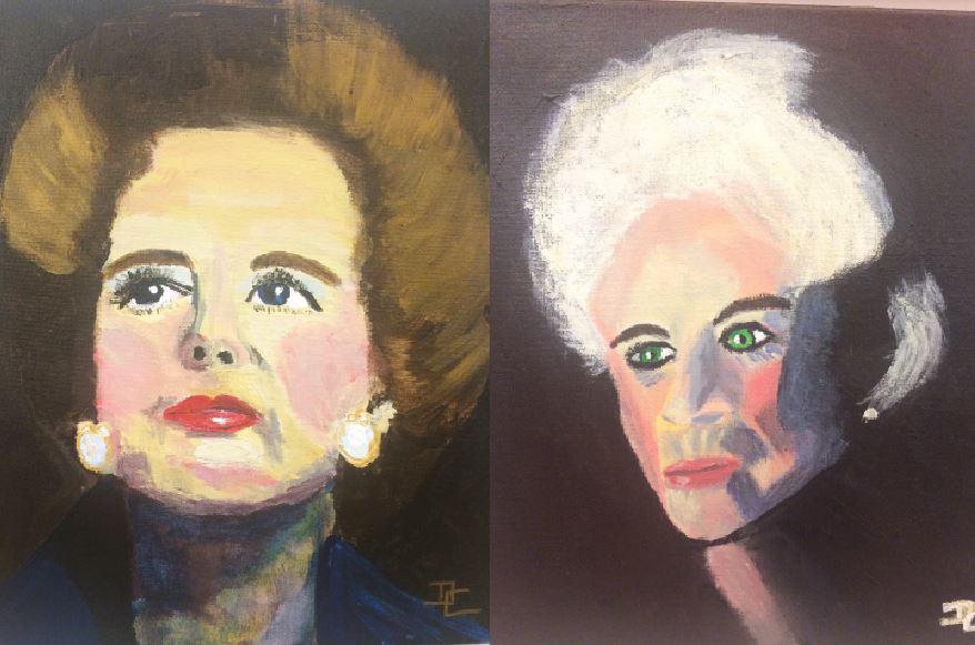 Strong women highlight Prescott art show