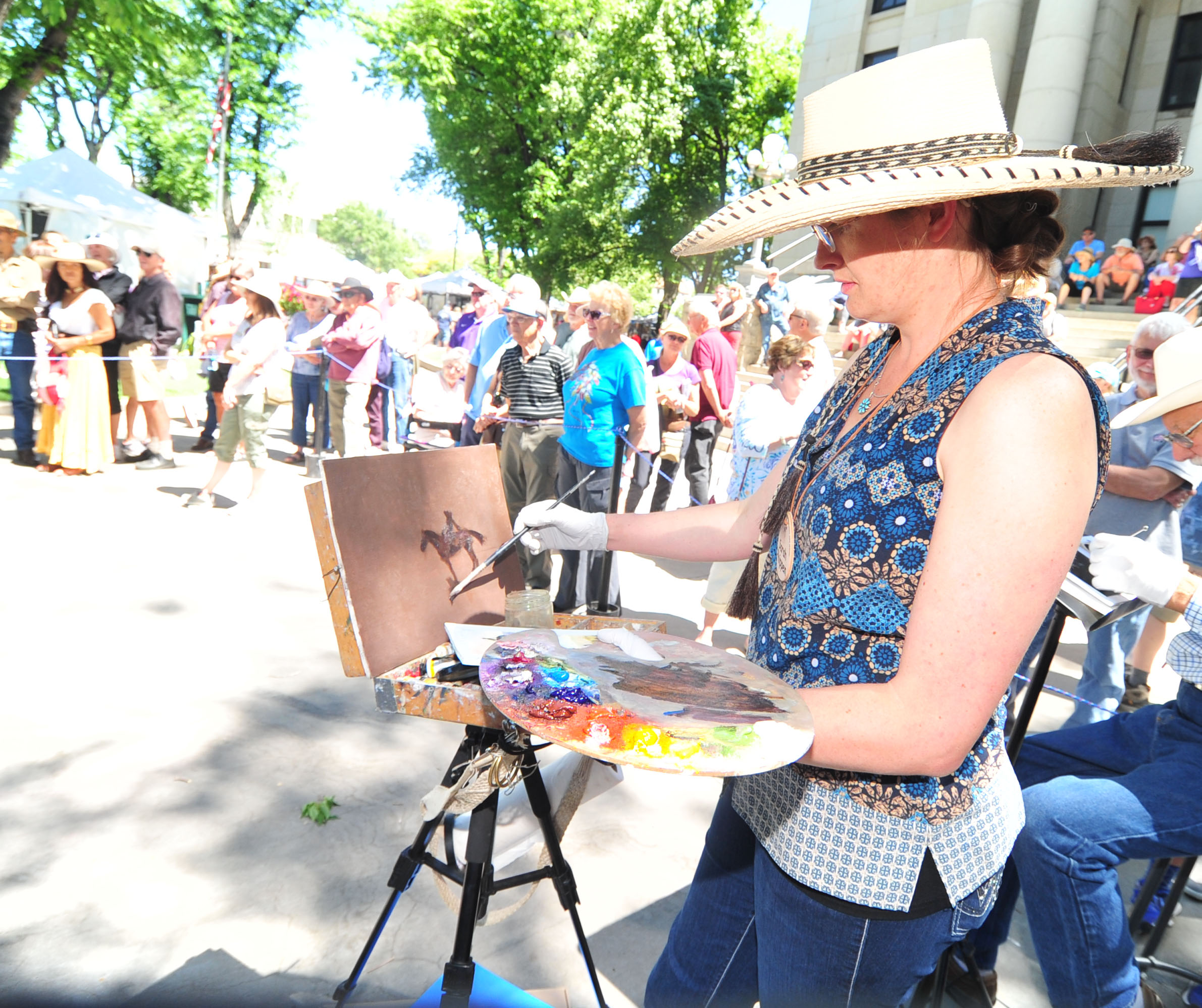 Phippen puts on annual Western Art Show & Sale this weekend