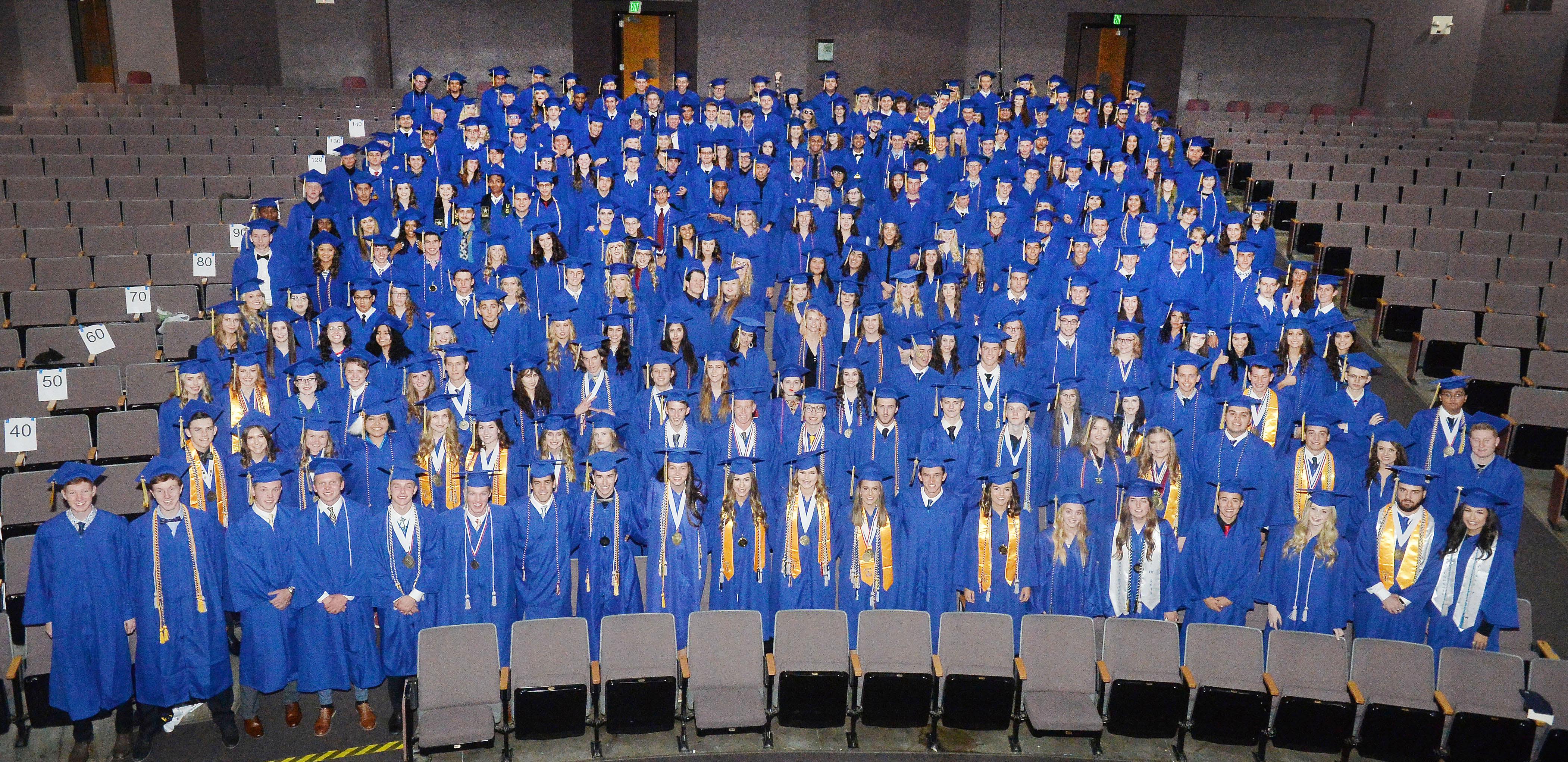 Gallery & Video: Prescott High School Graduation