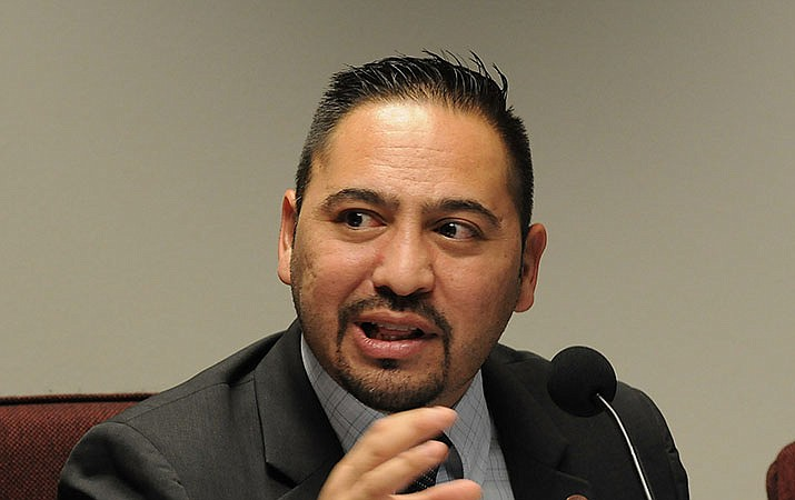 Sen. Martin Quezada, D-Glendale, says the real goal of SB 1451 is to set up a system that allows otherwise valid petitions to be disqualified for technical reasons. (Capitol Media Services file photo by Howard Fischer)