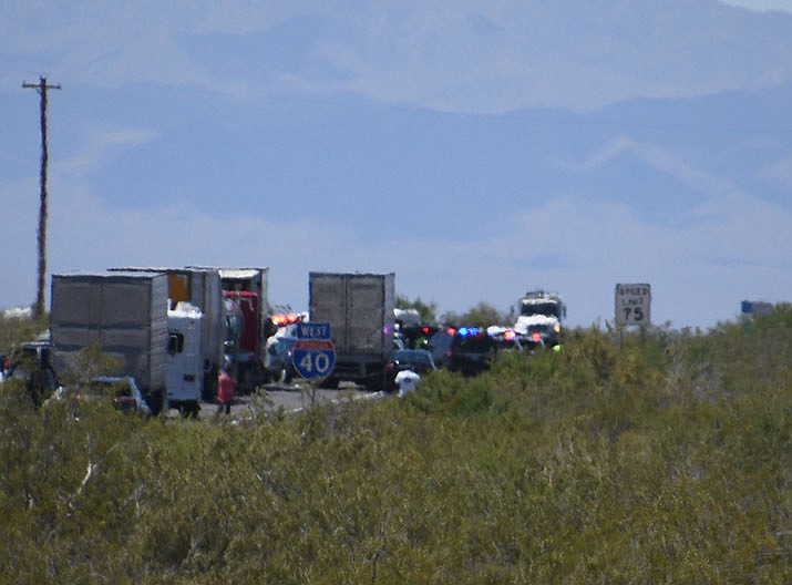 DPS releases names of 5 killed in I-40 wrong-way crash Friday