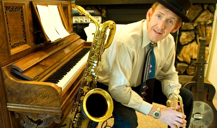 Thursday, May 30 from 5 to 8 p.m., the inimitable Eric Williams grabs center stage. Williams has been wowing audiences in Sedona for the past 25 years and he has no intentions of ever slowing down. Proficient on the piano, saxophone, guitar and harmonica he puts on a show people of all ages and backgrounds truly enjoy.