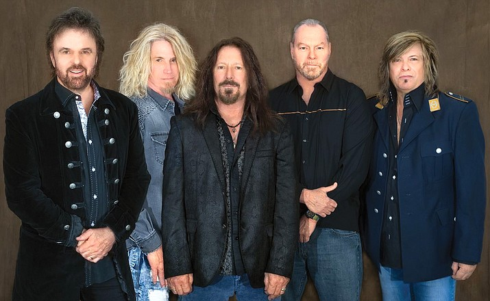 38 Special is an American rock band that was formed by neighborhood friends Don Barnes and Donnie Van Zant in 1974 in Jacksonville, Florida, with southern rock roots. Courtesy photo