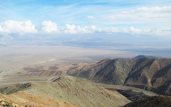 One-hundred and sixty acres of land was recently purchased by NPS from Mojave Desert Land Trust. The parcel is now part of the Death Valley National Park Wilderness. (Photo/Mojave Desert Land Trust)