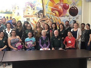Six members of the Caborca Committee of Prescott's Sister City Association got an in-depth experience of Mexican culture and hospitality during a recent two-week Spanish Immersion program. (Courtesy)