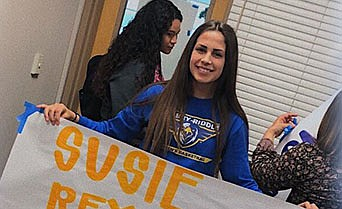 Susie Reynoso, a 5-foot-9 forward out of San Marcos, Calif., signed with the Embry-Riddle women's basketball team to play in the 2019-2020 season. (Aaron Siple/Courtesy)