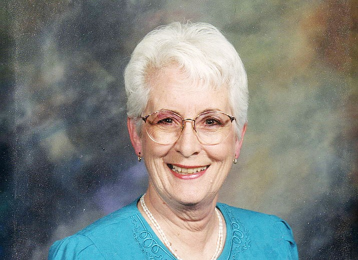 Wanda Sue Thom Hall of Mesa, Arizona, passed away on May 20, 2019, at age 84. (Courtesy)