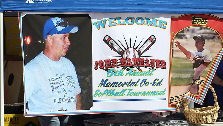 The 8th annual John Bathauer Memorial Scholarship Tournament will take place a month earlier than last year as it kicks off Saturday, June 15 at Centennial Park. (Daily Miner file photo)