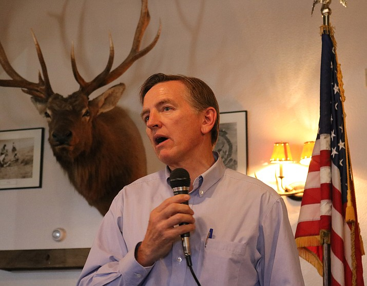 Gosar calls for deportation of non-citizens with 2 misdemeanor convictions