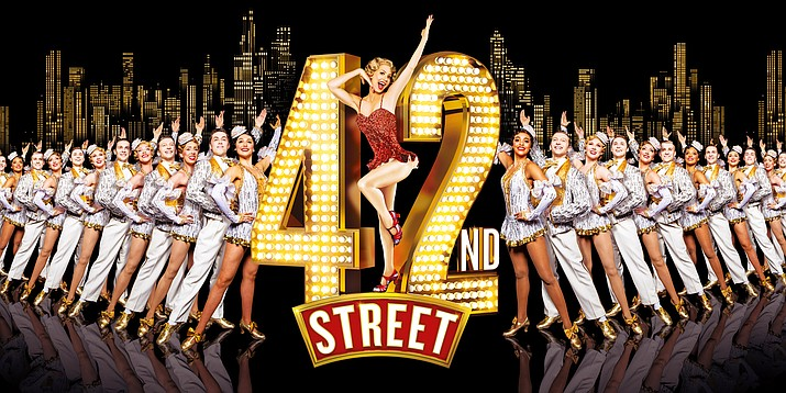 "One of Broadway's most classic and beloved tales, ""42nd Street"", comes cinema screens in the largest-ever production of the breathtaking musical. The musical, set in 1933, tells the story of Peggy Sawyer, a talented young performer with stars in her eyes who gets her big break on Broadway."