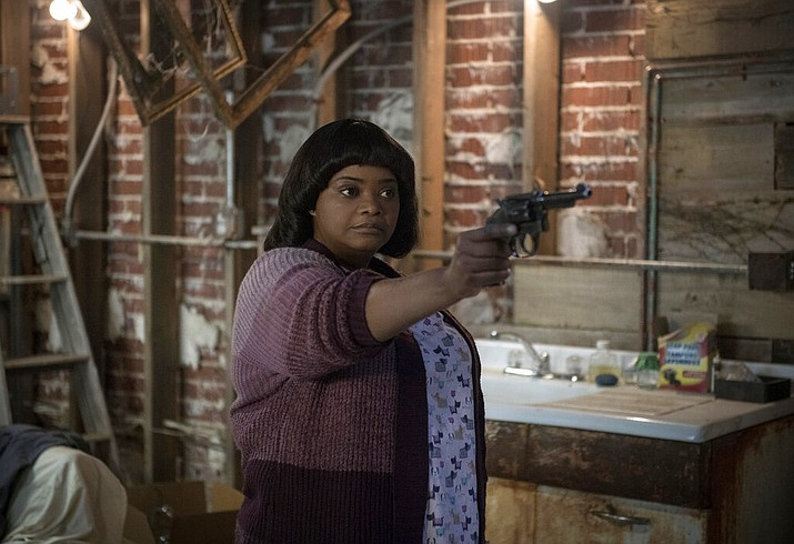 "This image released by Universal Pictures shows Octavia Spencer in a scene from ""Ma."" (Anna Kooris/Universal Pictures via AP)"