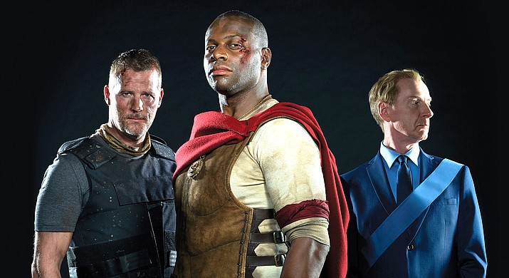 """The Stratford Festival's renowned new production of """"Coriolanus"""" makes its Sedona big-screen debut on Sunday, June 9."""