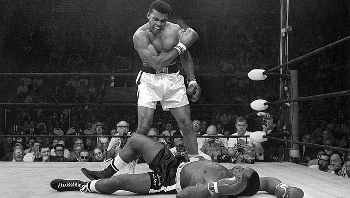 Phoenix renames street for Muhammad Ali