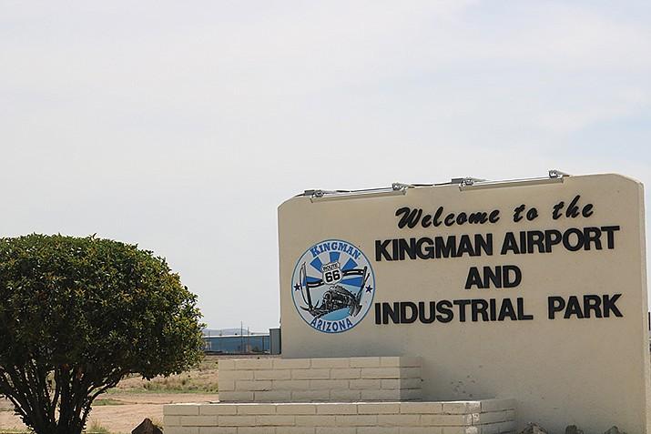 Kingman Municipal Airport (Daily Miner file photo)