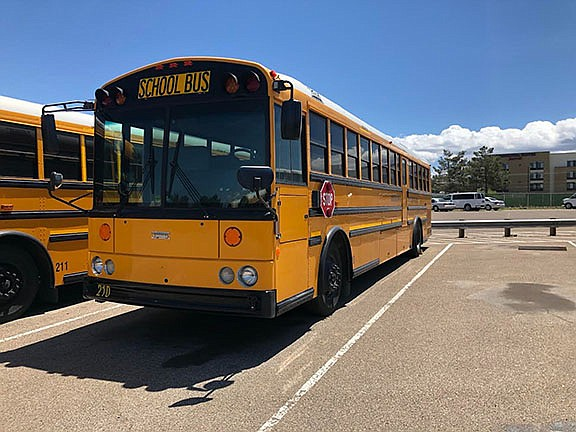 Kingman Unified School District is facing bus driver shortages. Tandy Janson, KUSD transportation manager said the district faces shortages every year. (Photo courtesy of KUSD)