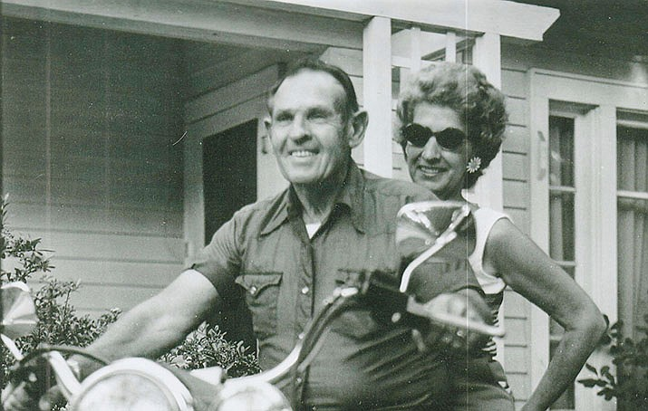 Dorothy Cate Miller and husband James