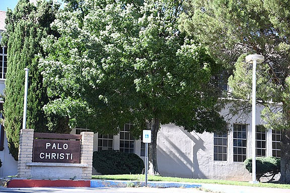 Kingman Unified School District governing board will decide whether or not to go forth with a special election bond that will help refurbish Palo Christi School, update HVAC systems in the district, and purchase additional buses and security systems. (Photo by Vanessa Espinoza/Daily Miner)