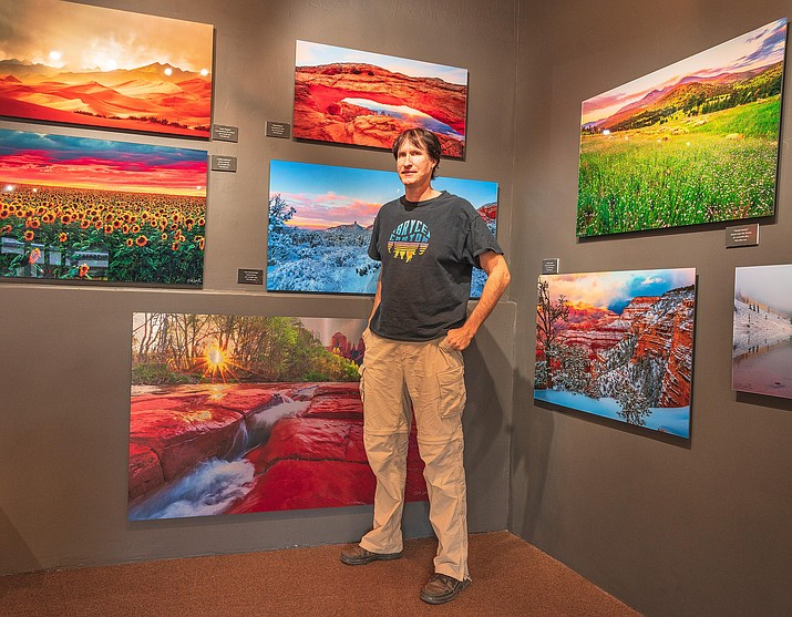 Stan Rose Images, located at 671 SR 179 in Sedona, is open daily except Tuesday, from 11 a.m. until 7 p.m. Courtesy photo