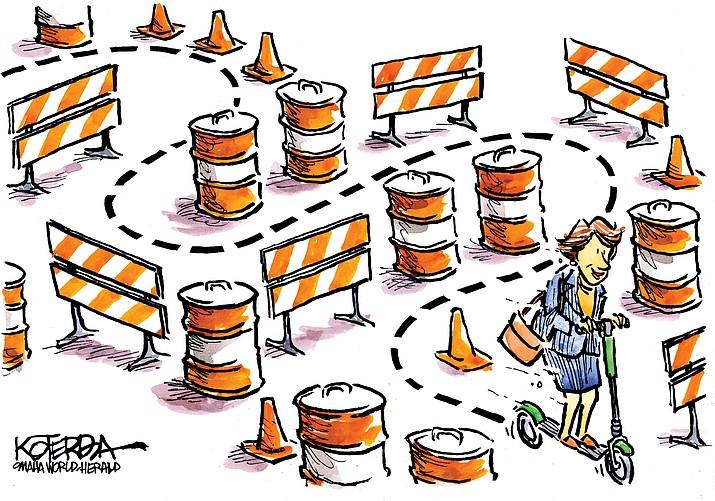 Editorial Cartoon (1): June 11, 2019