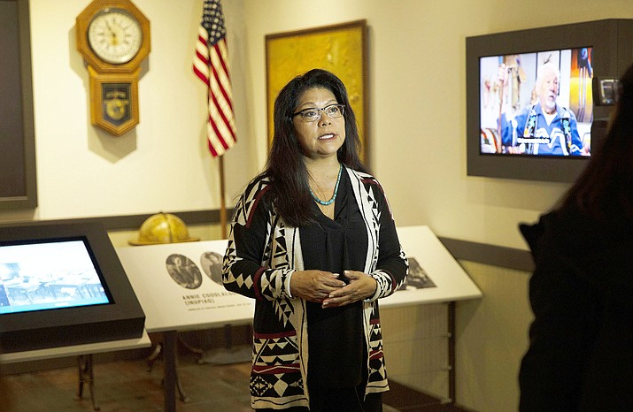 After graduating from ASU's Walter Cronkite School of Journalism and Mass Communication, Patty Talahongva has gone on to work in print, radio and television. (Photo courtesy of Vivian Meza)