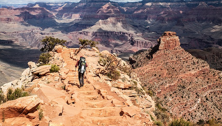 Backcountry permits offer a chance to trek in Grand Canyon wilderness