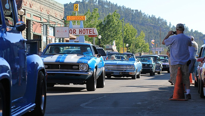 Letter to the editor:  Williams car show was outstanding