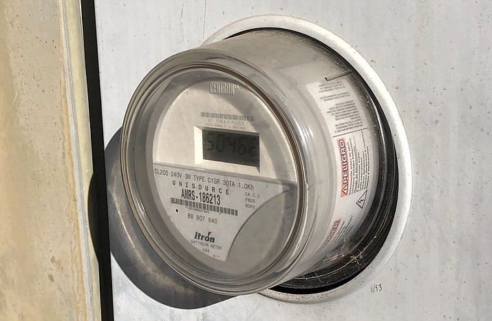 Things like using fans and keeping blinds closed can help keep those costly electric bills down in the summer. (Photo by Shawn Byrne/Daily Miner)