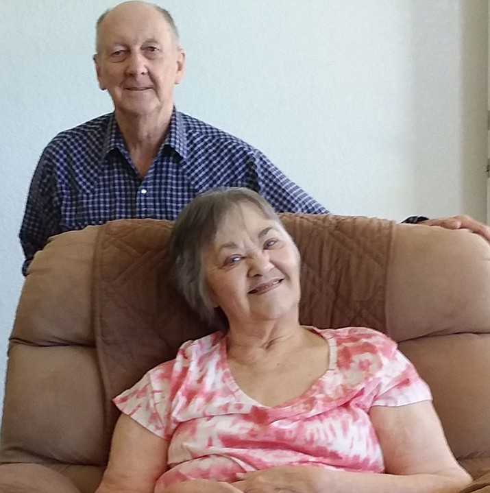 Cottonwood residents John and Beverly Schreiber will celebrate their 60th wedding anniversary on Independence Day.