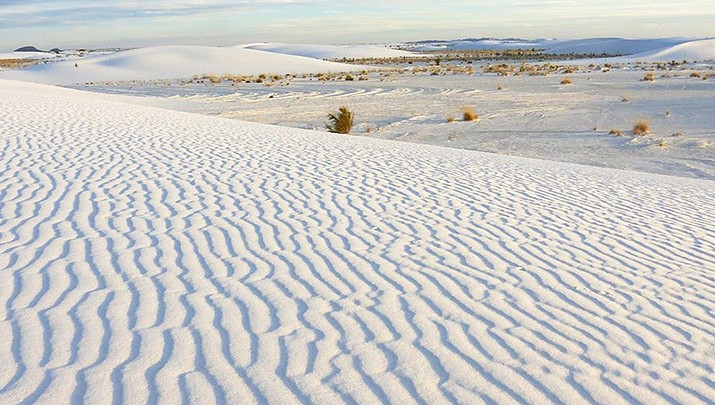 Parks in Brief: White Sands National Monument, Rocky Mountain National Park