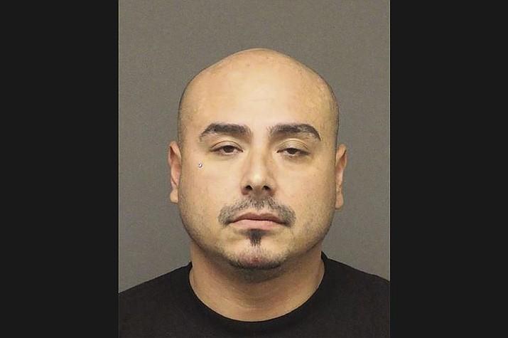 Carlos A. Estrella (Photo courtesy of Mohave County Sheriff's Office)