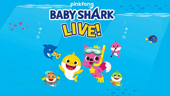 Pinkfong and Round Room Live are partnering to present what they call a fully immersive concert experience. (Pinkfong)