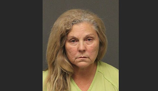 Anita Kay Warren (Photo courtesy of Mohave County Sheriff's Office)
